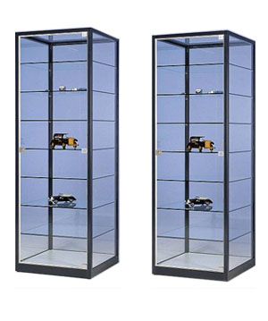 Wholesale Display Cases: Jewelry Display Cabinets, Glass Display
